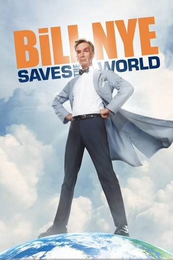 Poster of Bill Nye Saves the World