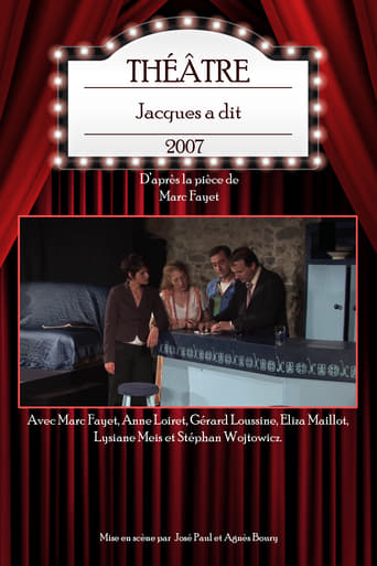 Poster of Jacques a dit