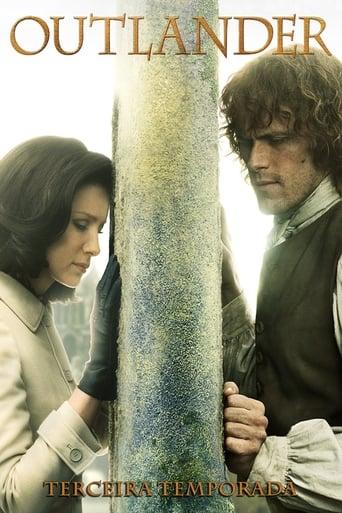 Outlander 3ª Temporada - Poster