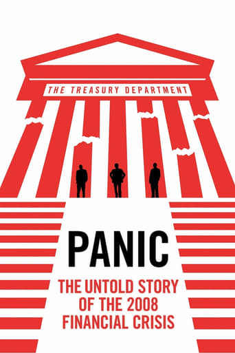 Poster of Panic: The Untold Story of the 2008 Financial Crisis