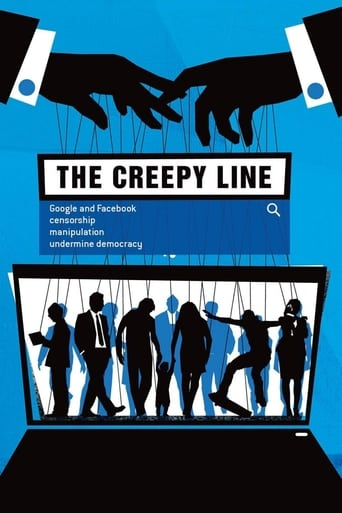 The Creepy Line Poster