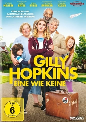 Gilly Hopkins - Eine wie keine - Komödie / 2015 / ab 6 Jahre