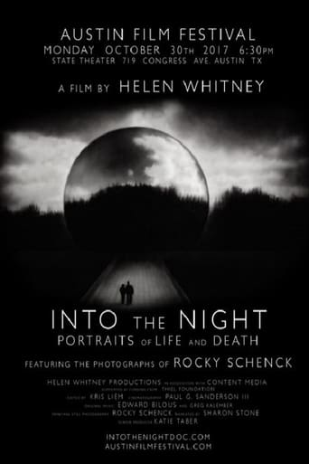 Poster of Into the Night: Portraits of Life and Death