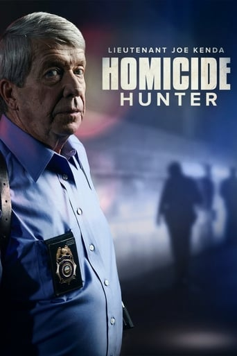 Homicide Hunter: Lt. Joe Kenda Poster