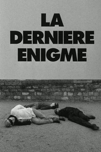 Poster of La dernière énigme