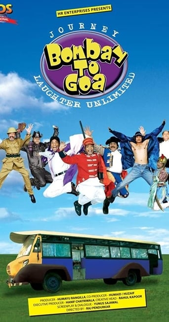 Poster of Journey Bombay to Goa