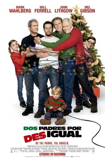 Poster of Dos padres por desigual
