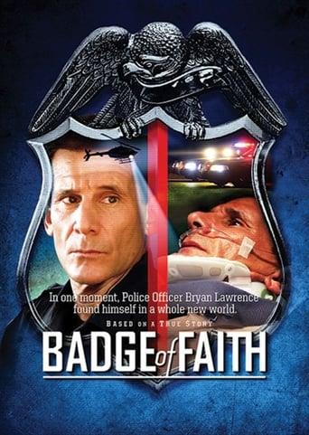Badge of Faith - Poster