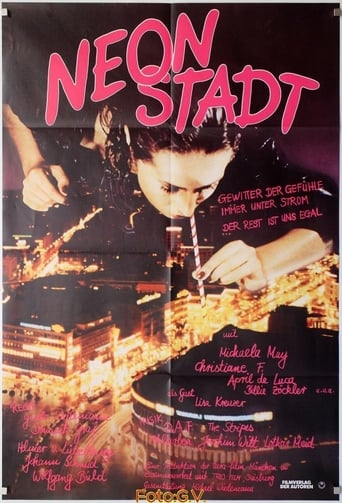 Poster of Neon City