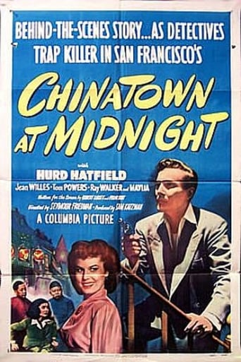 Poster of Chinatown at Midnight fragman