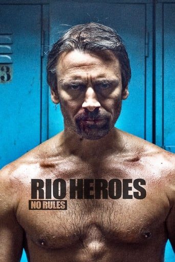 Poster of Rio Heroes