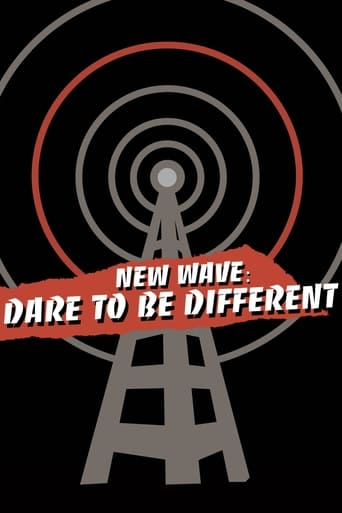 Poster of New Wave: Dare to be Different