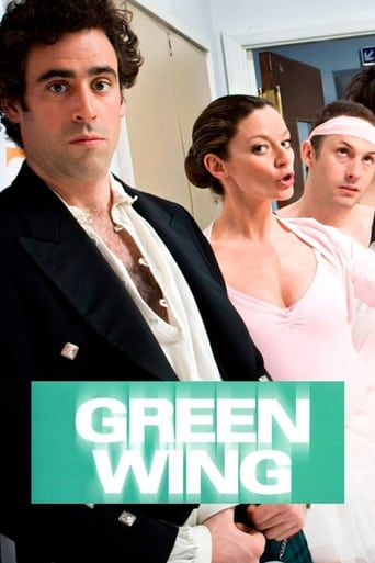 poster of Green Wing
