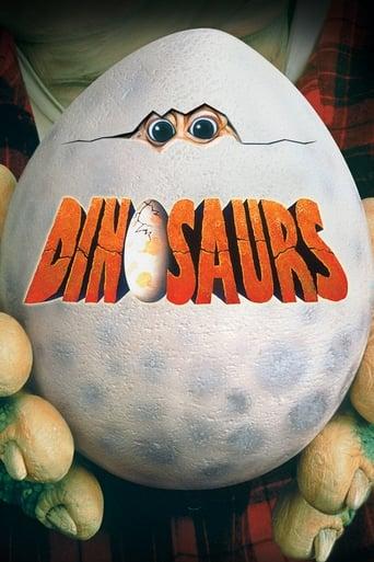 Família Dinossauros 1ª Temporada - Poster