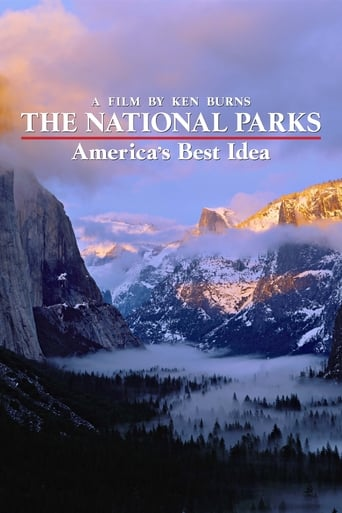 Poster of The National Parks: America's Best Idea