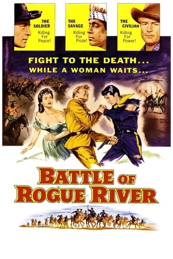 Poster of Battle of Rogue River