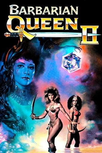 Poster of La reina bárbara