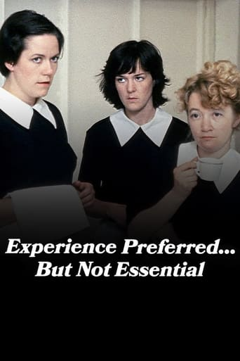 Poster of Experience Preferred...But Not Essential