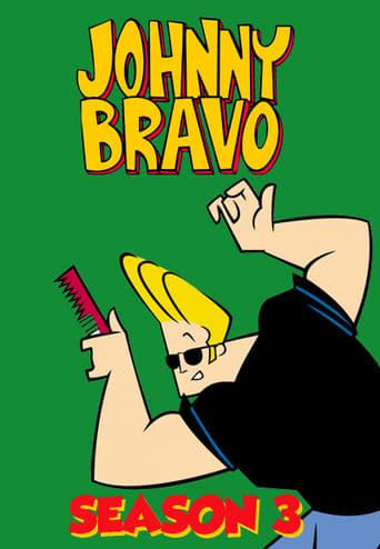 Johnny Bravo Poster