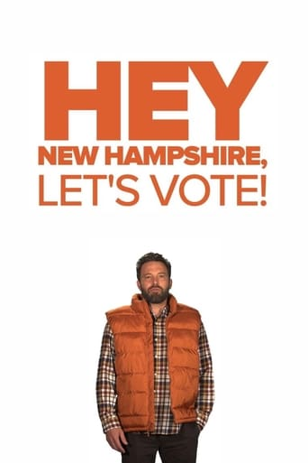 Hey New Hampshire, Let's Vote!