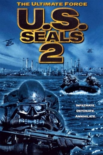 Poster of U.S. Seals II: The Ultimate Force