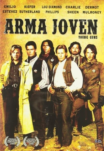 Poster of Arma joven
