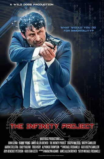 The Infinity Project - Poster