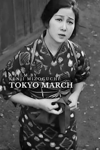 Poster of Tokyo March