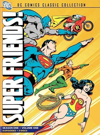 Poster of Super Friends