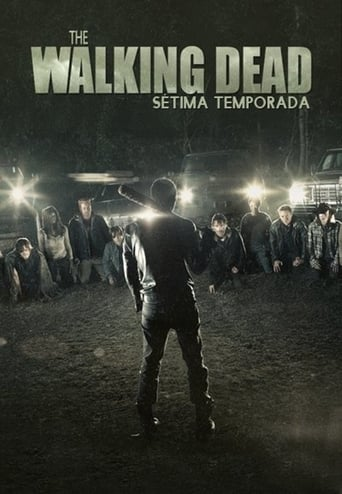 The Walking Dead 7ª Temporada - Poster