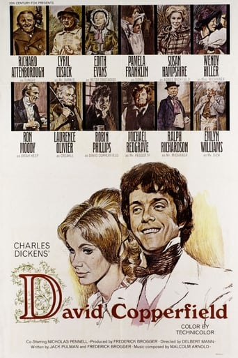 Poster of David Copperfield