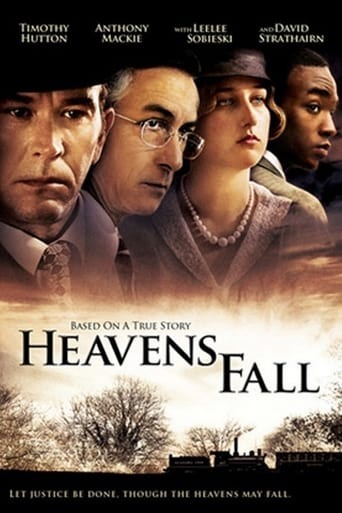 Poster of Heavens Fall