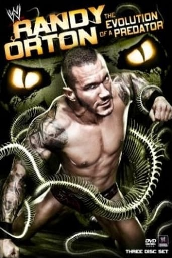 Poster of WWE : Randy Orton Evolution of a Predator