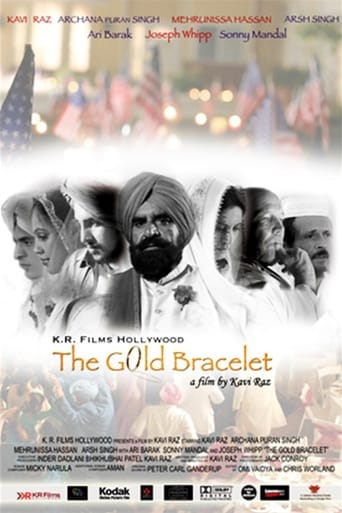 Poster of The Gold Bracelet