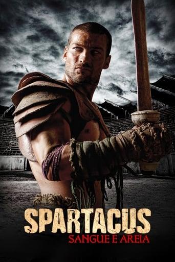 Spartacus 1ª Temporada - Poster