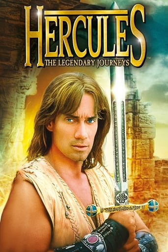 Poster of Hercules: The Legendary Journeys