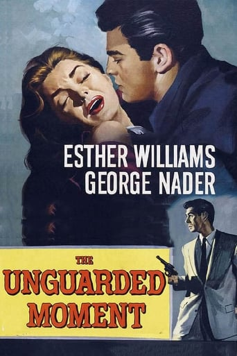 Poster of The Unguarded Moment