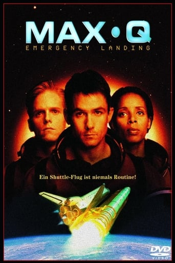 Poster of Max Q: Emergency Landing