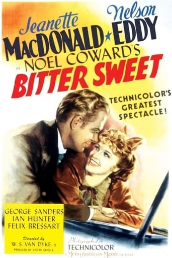 Poster of Bitter Sweet