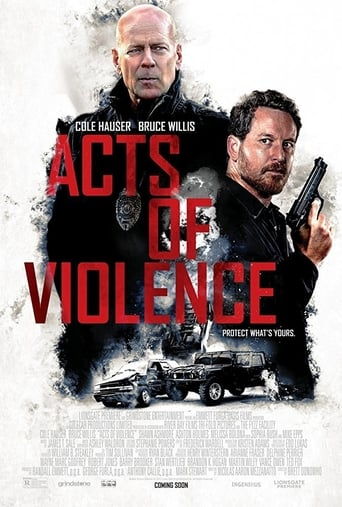 The Acts of Violence (2018) movie poster image