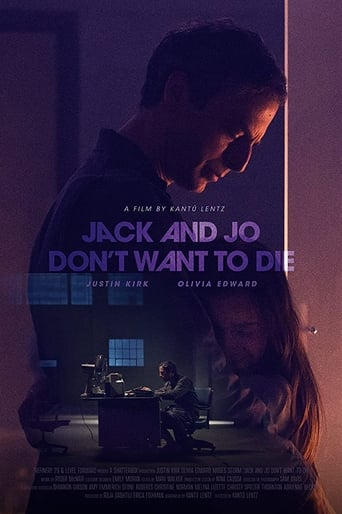 Poster of Jack and Jo Don't Want to Die