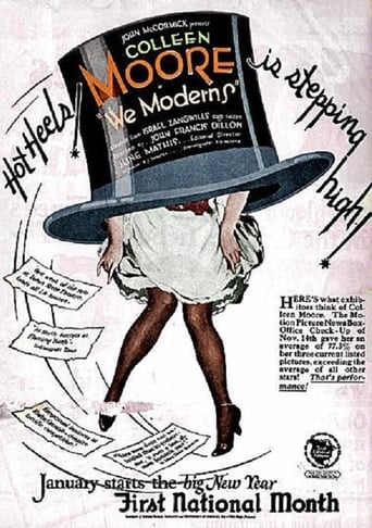 Poster of We Moderns