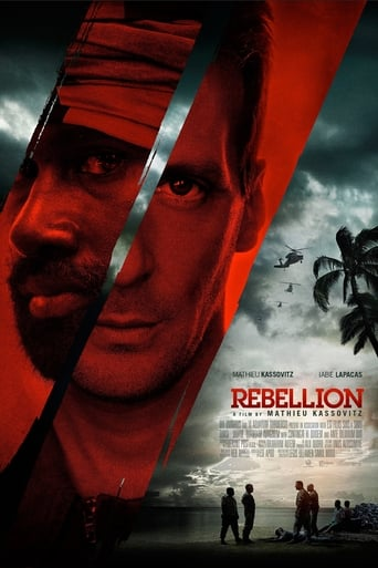 Poster of Rebellion