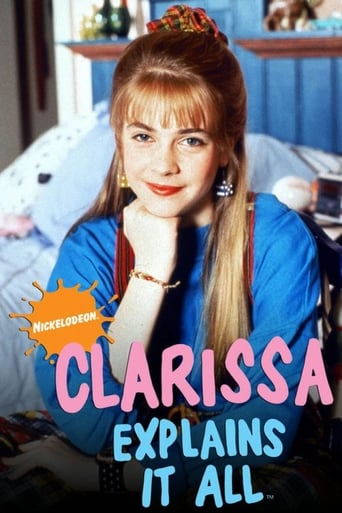 Clarissa Explains It All image