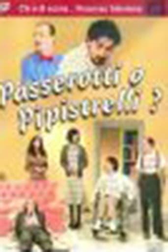 Poster of Passerotti o pipistrelli?