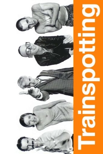 Poster of Trainspotting