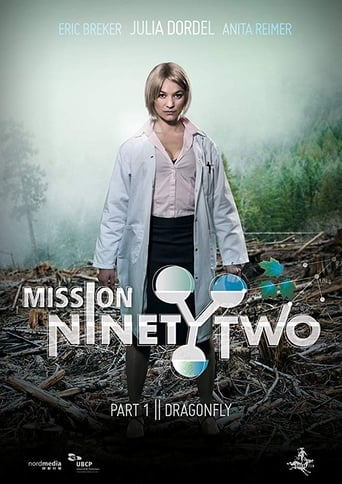 Poster of Mission NinetyTwo: Dragonfly Part II