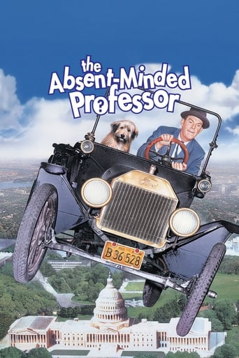 Poster of The Absent-Minded Professor