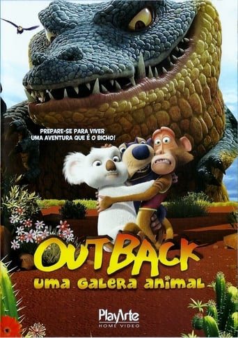 Outback: Uma Galera Animal - Poster
