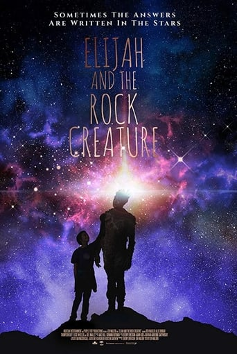 Poster of Elijah and the Rock Creature